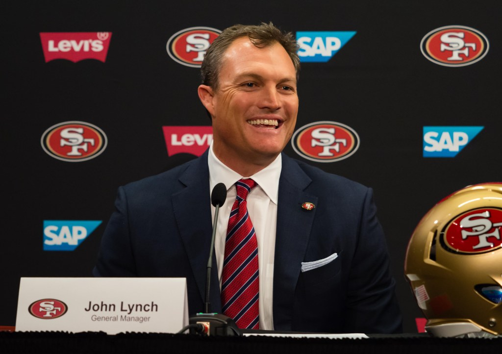 NFL: San Francisco 49ers-Press Conference